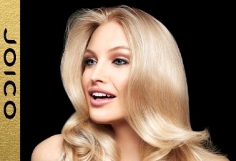 Joico 4 lépcsős keratinos haj újraépitő kezelés hajvágással ...